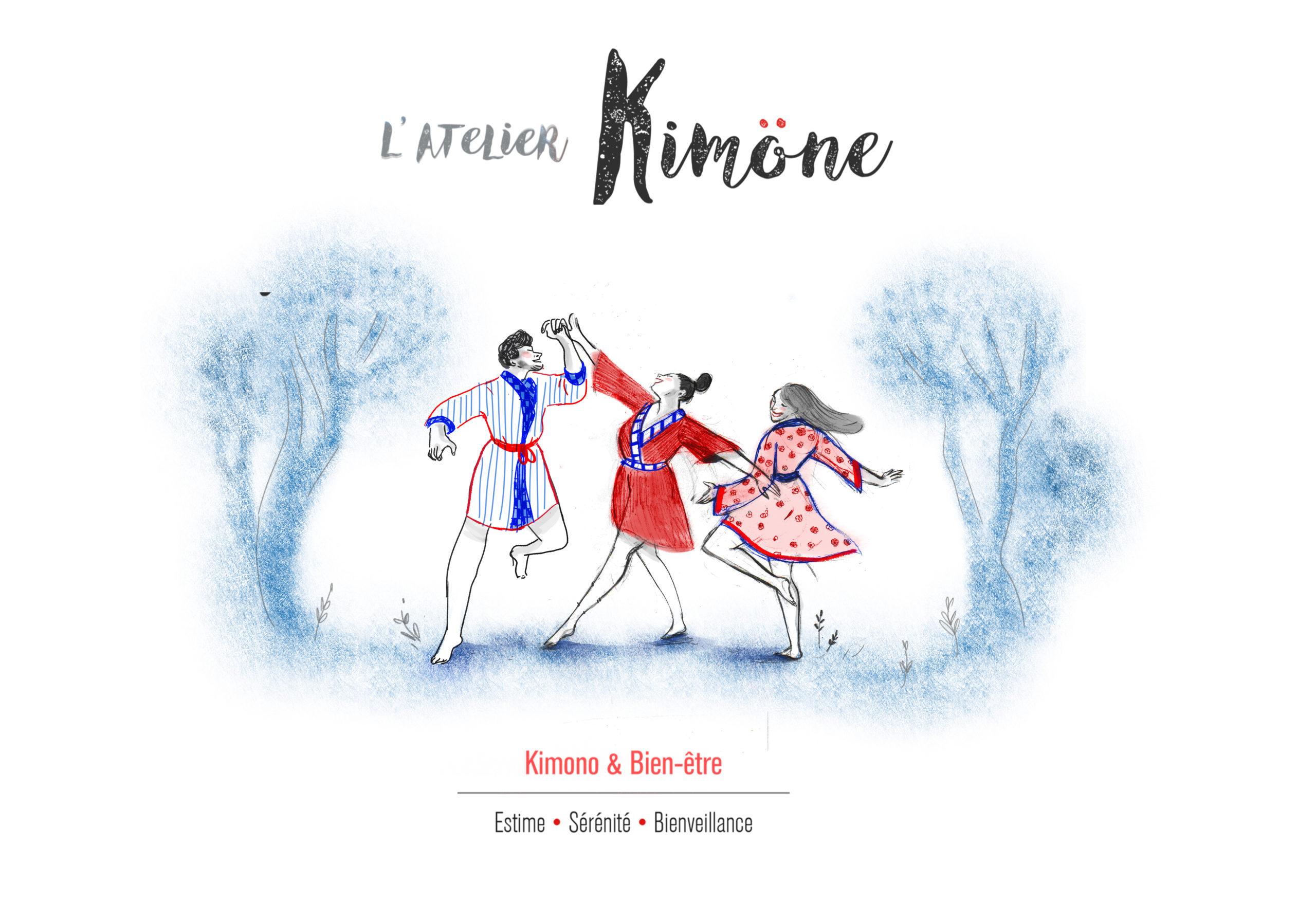 Les contes KIMÖNE, danse des Kimones